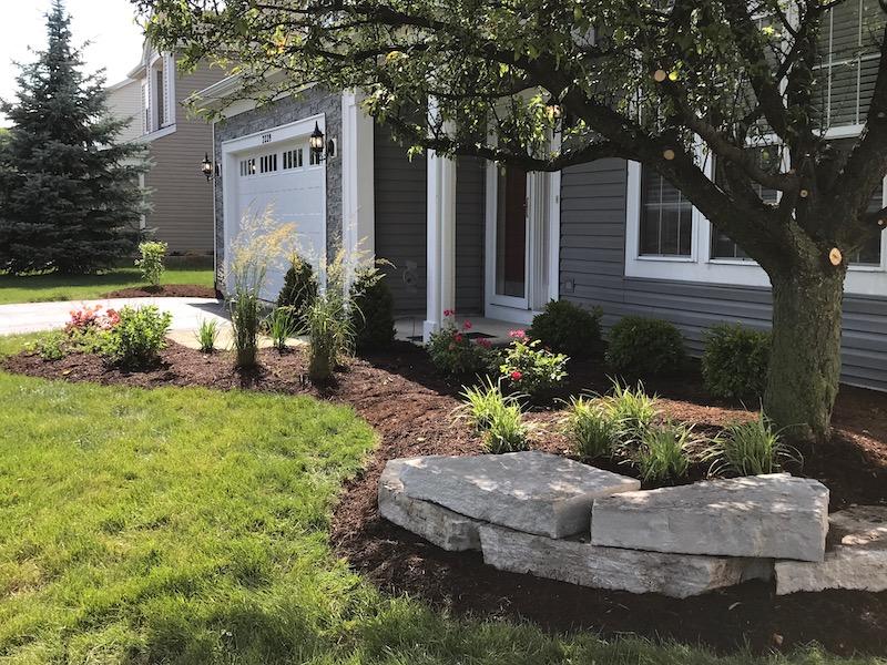 Landscape Design Naperville Willow Glen Lawn